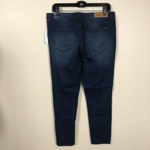 Seven7 Jeans - Seven7 NWT Ankle Skinny embroidered jean leia blue